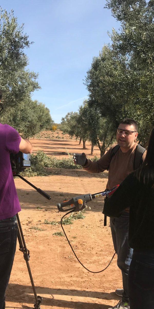 4.Oleum en «Territorio Vivo» de Aragón TV